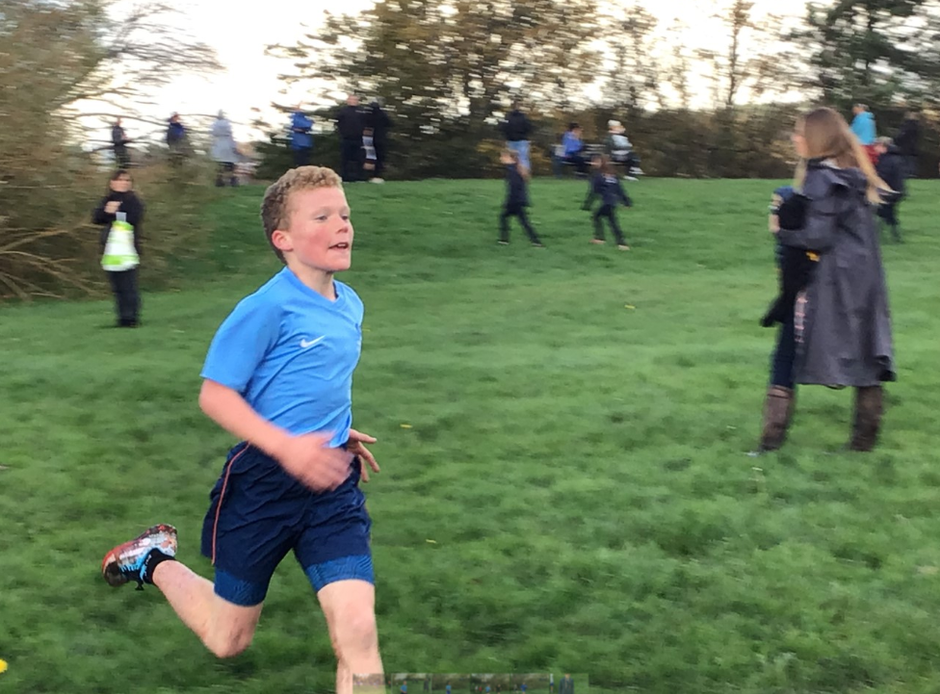 Cross Country at Baiter Park