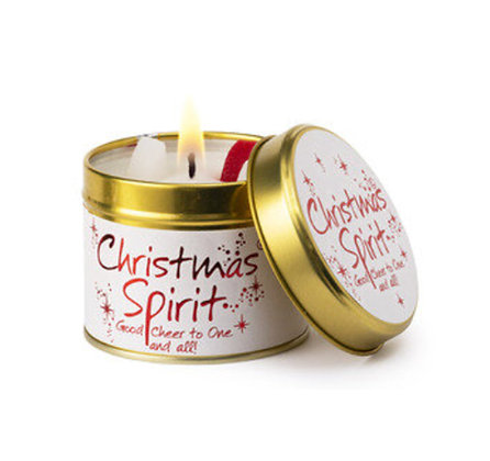 Christmas Spirit Scented Candle
