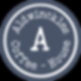 dark blue and white strip logo.png
