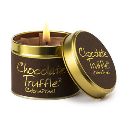 Chocolate Truffle Scented Candle