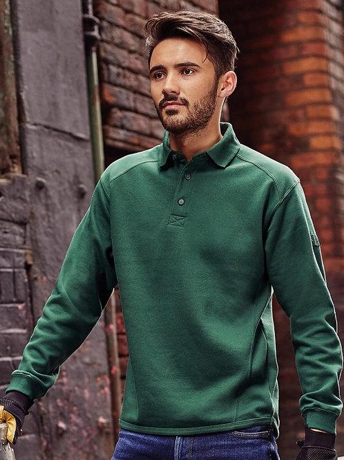 Spowotex Workwear Langarmpolo Pullover