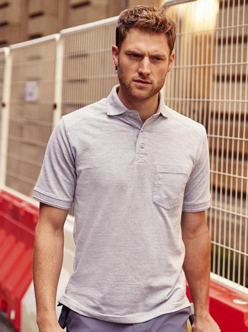 Spowotex Workwear Polo Rom mit Brusttasche Men