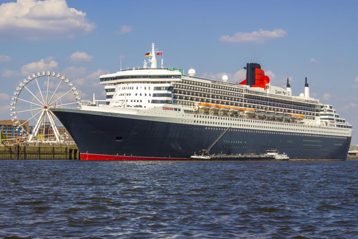 Queen Mary 2 Gigant der Meere