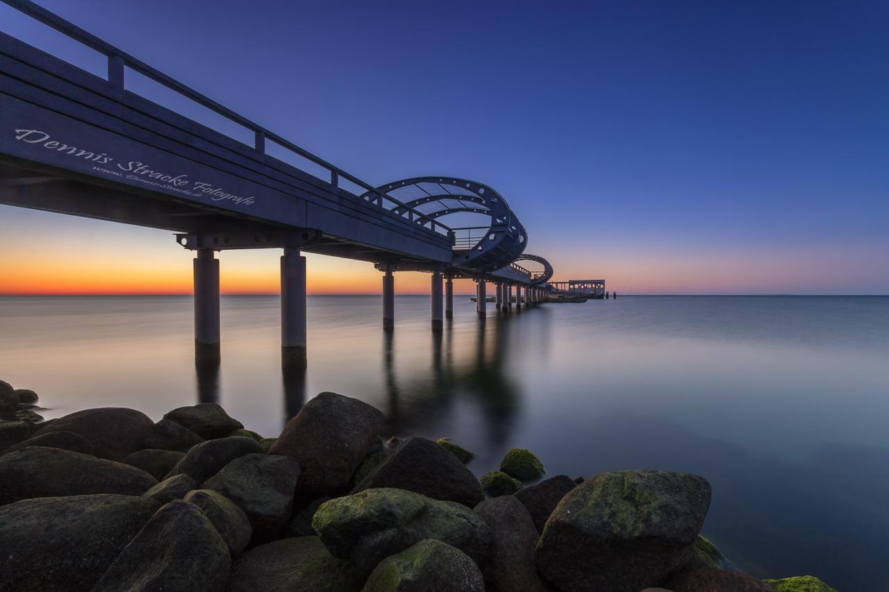 Seebrücke Kellenhusen Ostsee
