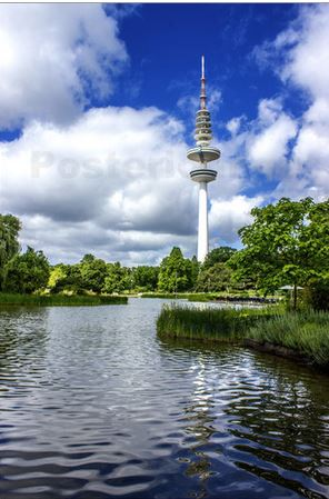 Fernsehturm Hans Heinrich Turm