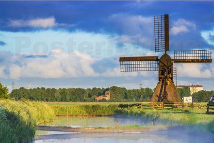 Windmühle Honigfleet Schöpfmühle