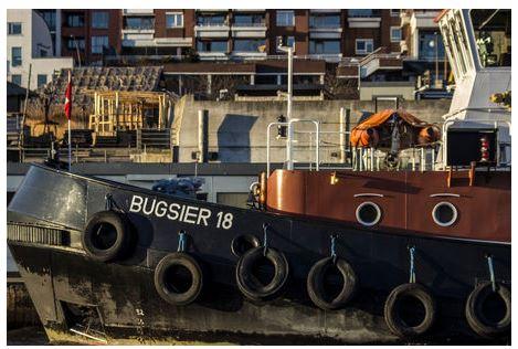 Bugsier Schlepper Hamburg