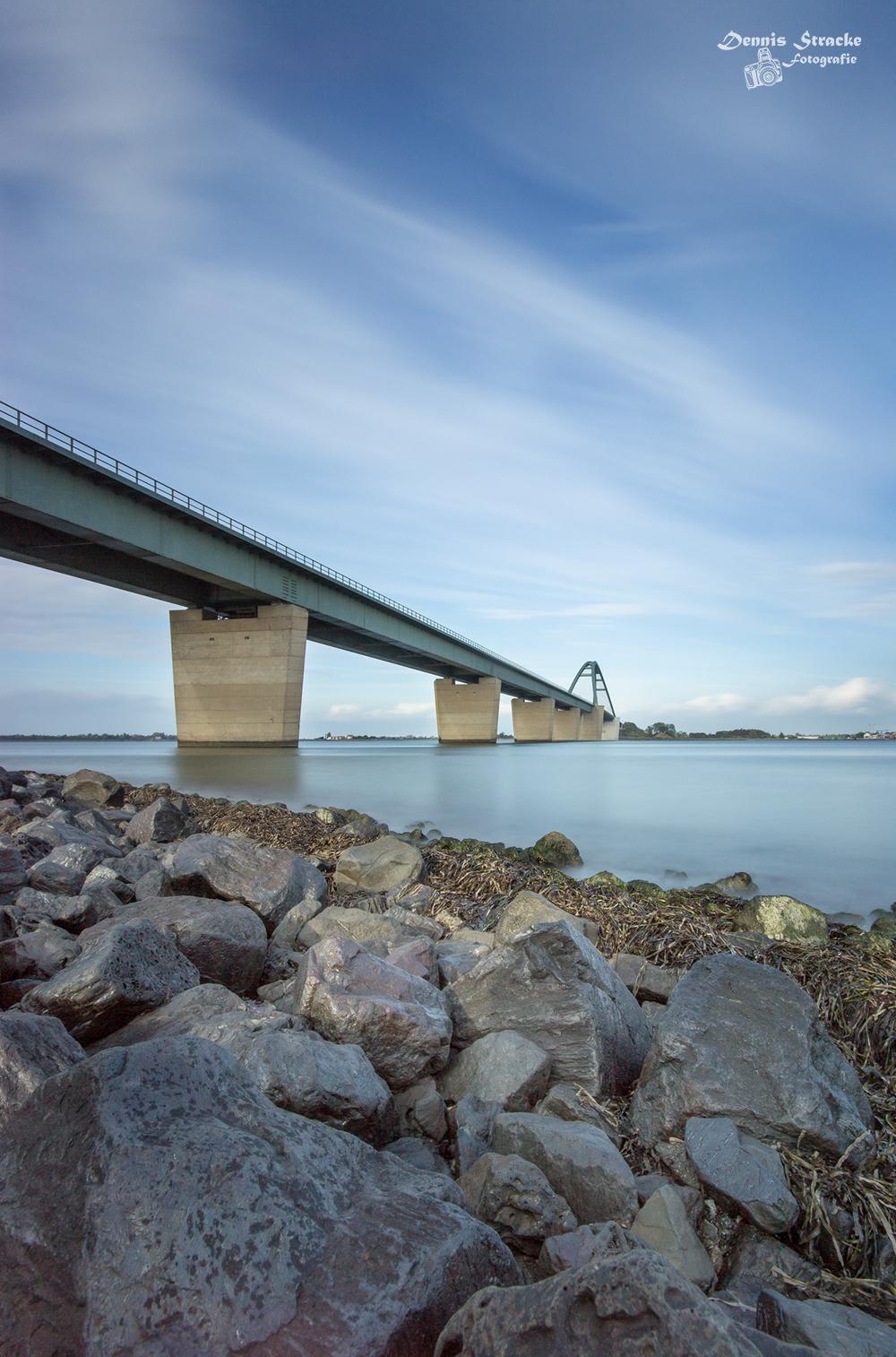 Fehmarnsund Brücke Ostsee