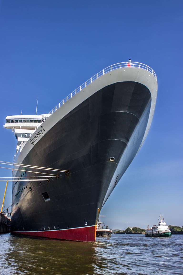 Queen Mary 2 Kreuzfahrtriese