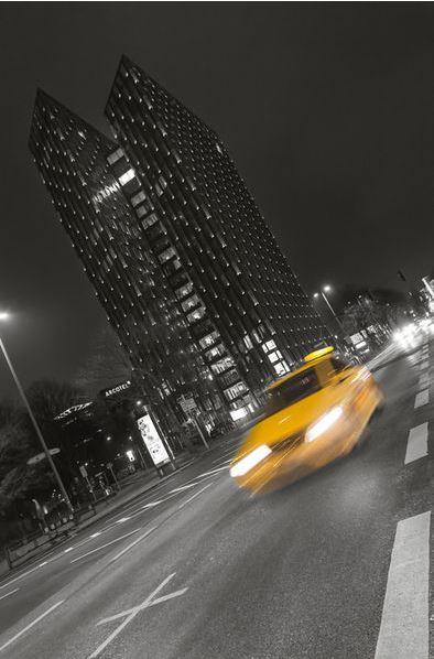 New York Taxi in Hamburg