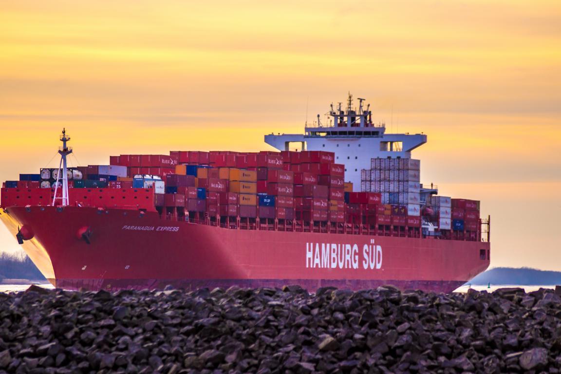 Hamburg Süd auf Reise