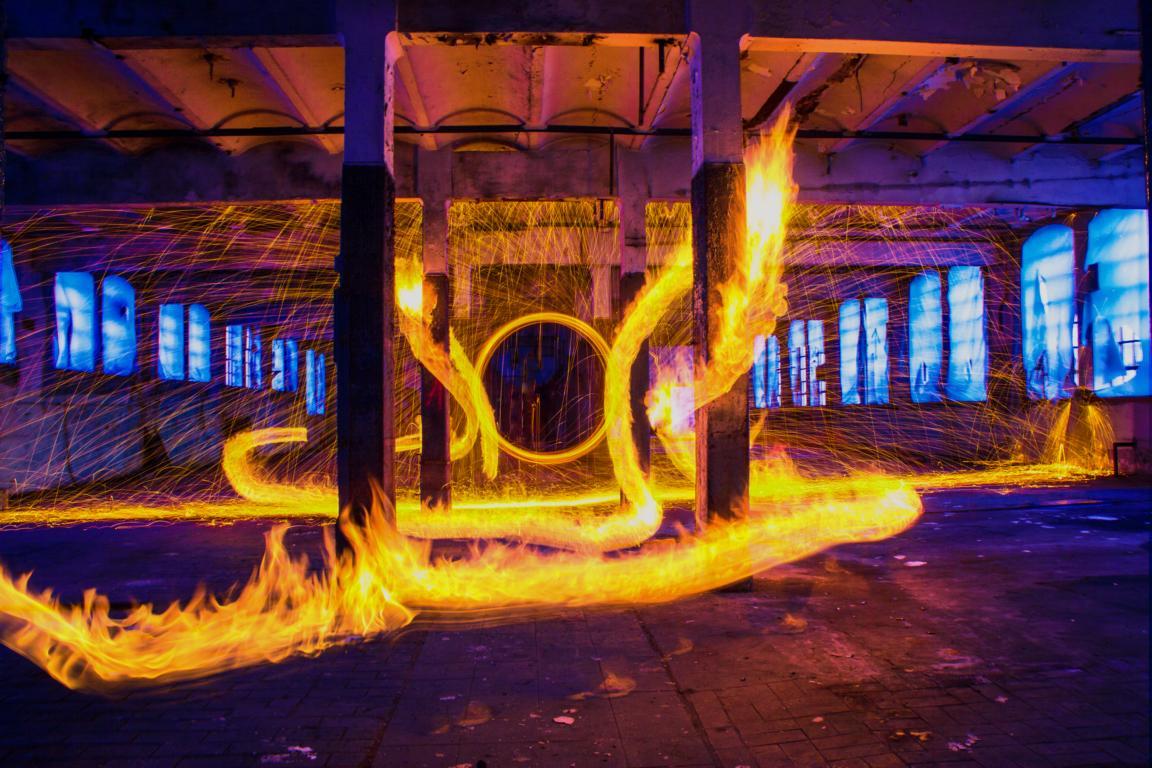 Die Feuerschlange
