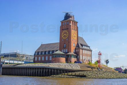 Lotsenhaus Hamburg Seemannshöft
