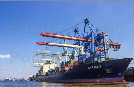 Burchardkai Container Terminal Hambu