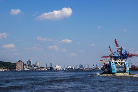 Hafen Tour in Hamburg