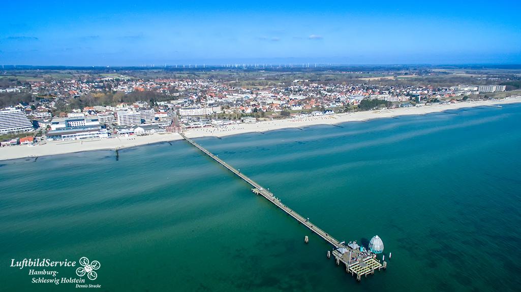 Grömitz Seebrücke Ostsee