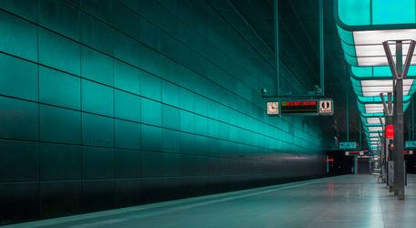 U Bahn HafenCity Universität