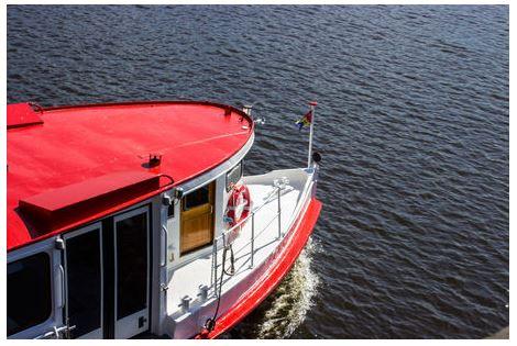 Alsterschipper in Hamburg