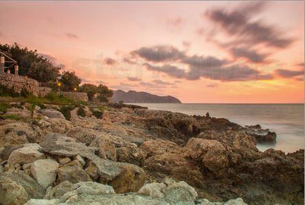 Sonnenaufgang Mallorca Cala Bona