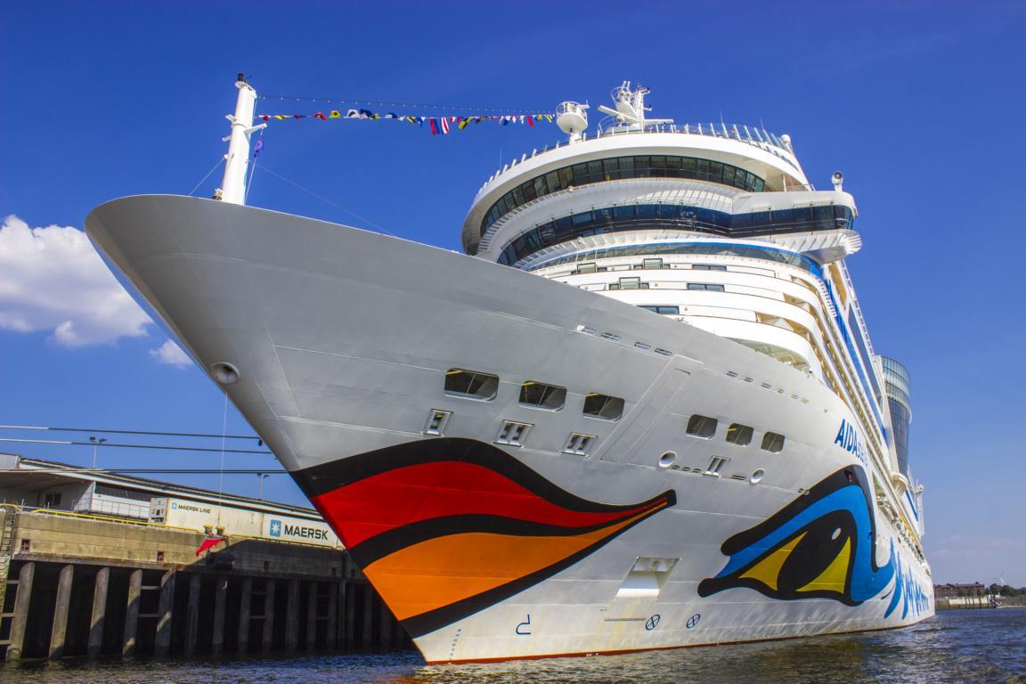 AIDAstella Kreuzfahrtschiff