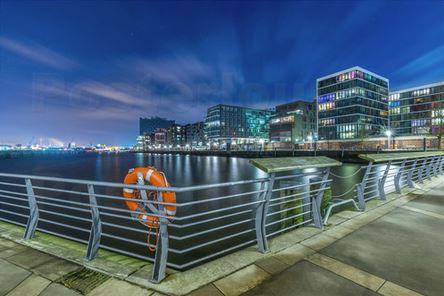 Hafen City Hamburg Wanddekoshop