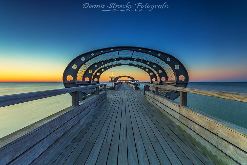Kellenhusen Seebrücke Ostsee