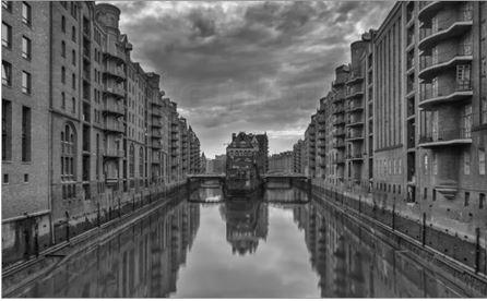 Wasserschloss in der Speicherstadt H