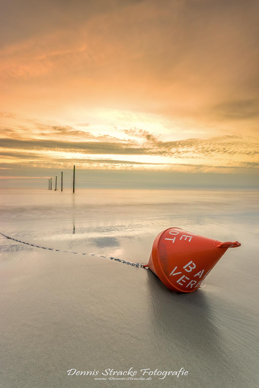Baden Verboten Nordsee Urlaub