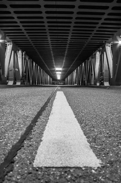 Oberhafenbrücke Hamburg Wanddekoshop
