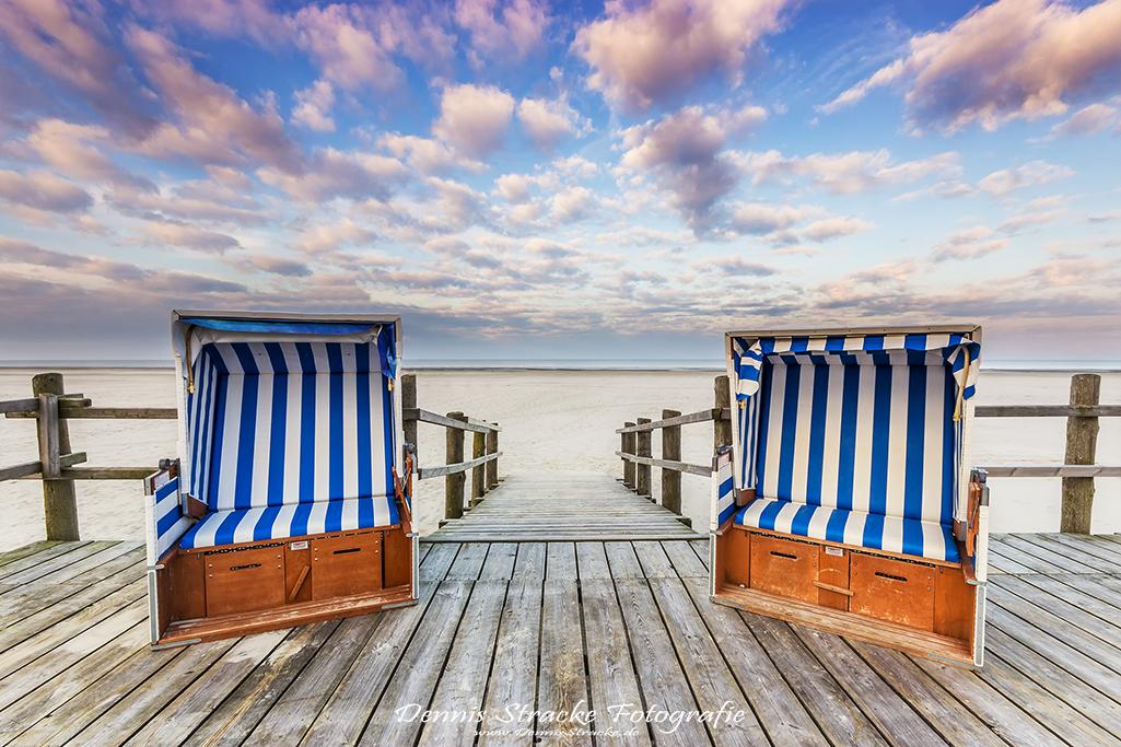 Strandurlaub an der Nordsee in Sankt