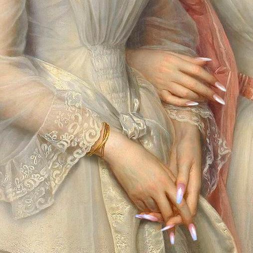 Nail Art N° 1 by Clément Dezelus