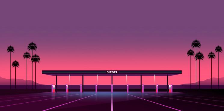 The Gate by Clément Dezelus