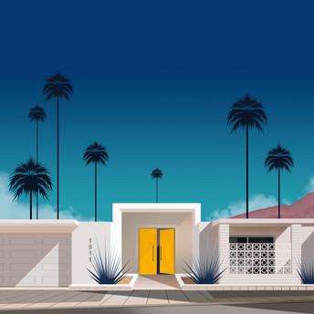 Palm Springs by Clément Dezelus