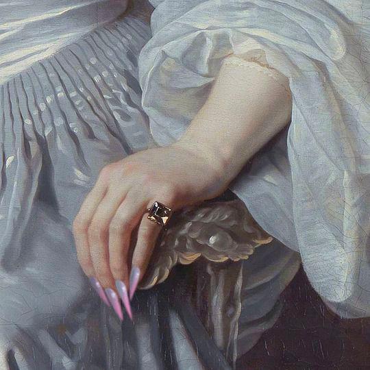 Nail Art N° 12 by Clément Dezelus