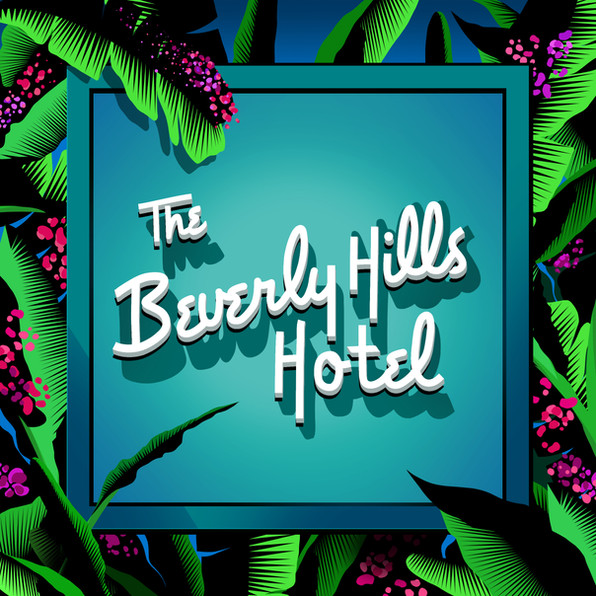 Beverly Hills Hotel by Clément Dezelus