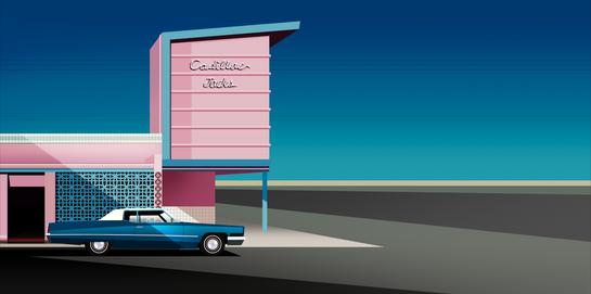 Cadillac Jacks by Clément Dezelus