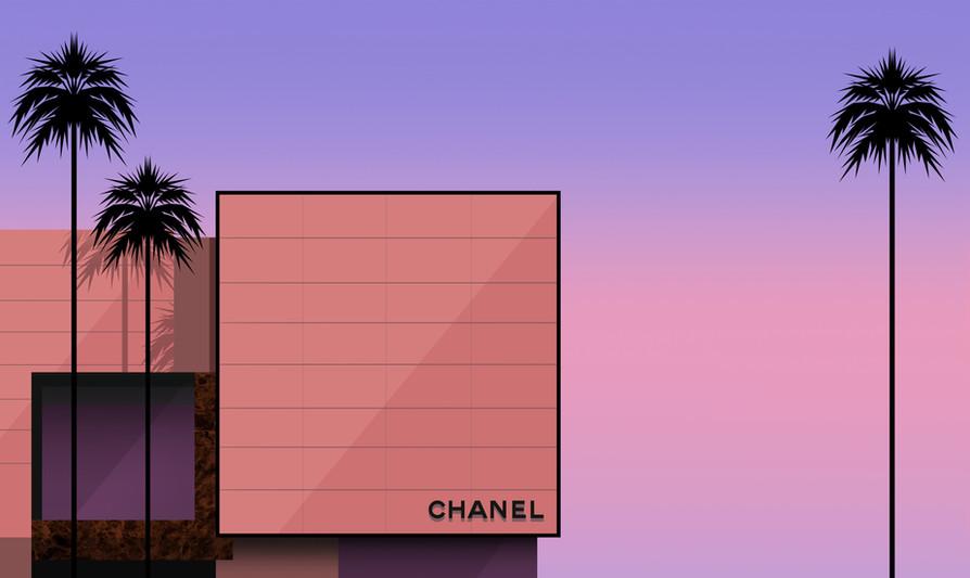 Chanel Rodéo Drive by Clément Dezelus