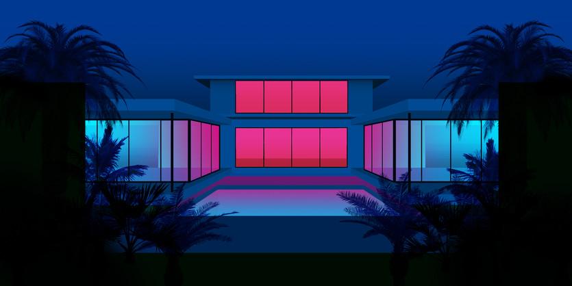 The Party by Clément Dezelus