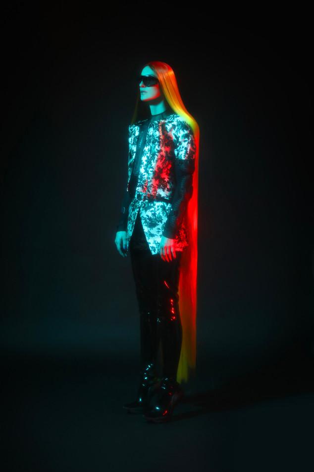 Yelle by Clément Dezelus for Narcisse Magazine