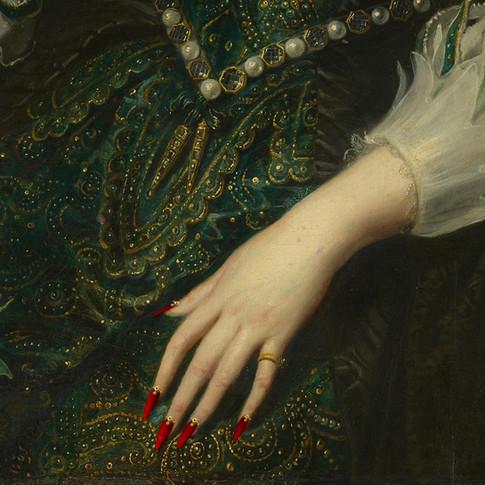 Nail Art N° 13 by Clément Dezelus