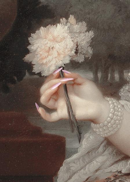 Nail Art N° 5 by Clément Dezelus