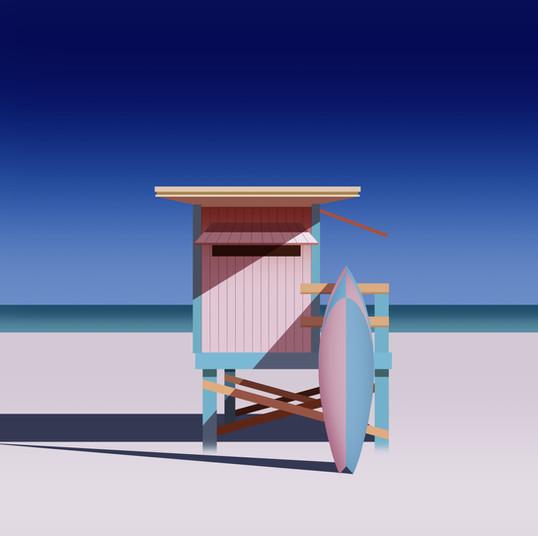 Lifeguard by Clément Dezelus