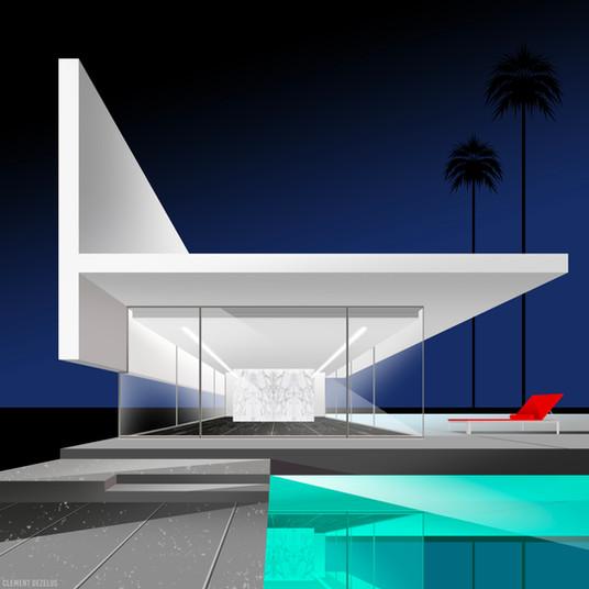 The Pool by Clément Dezelus