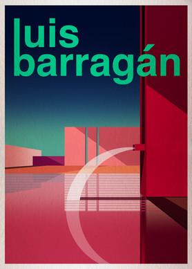 Luis Barragan by Clément Dezelus