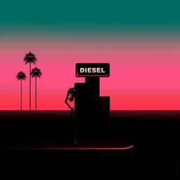 Diesel by Clément Dezelus