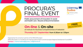 Join us at the PROCURA's final event