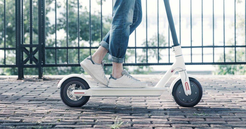 EScooter_Xiaomi_montreal_trottinette