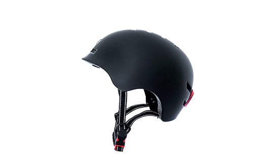 Helmet With integrated LED lights