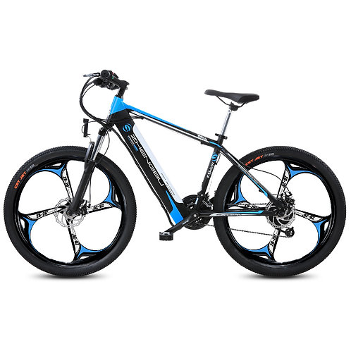 Zhengbu M8 Electric Mountain Bike