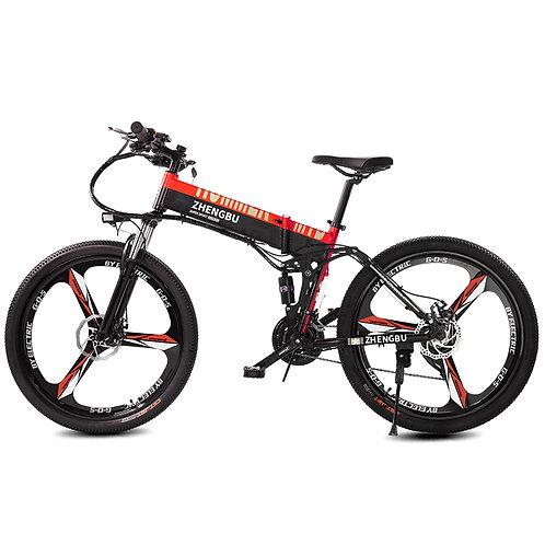 EZBIKE ZB H2 Foldable Electric Mountain Bike